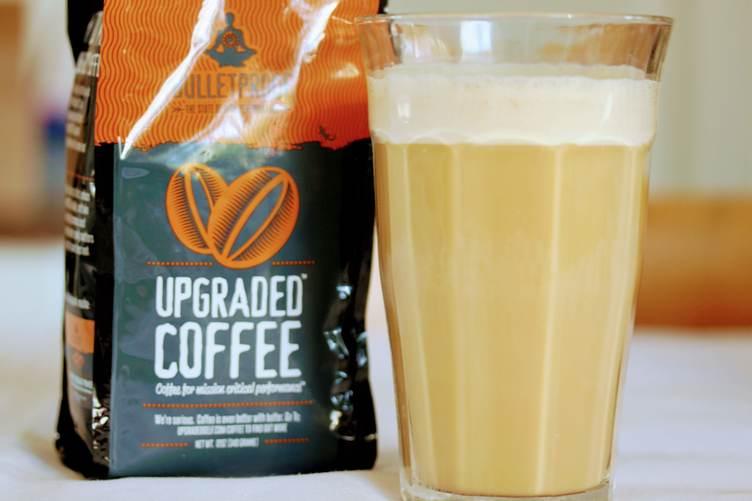 Bulletproof kaffe.