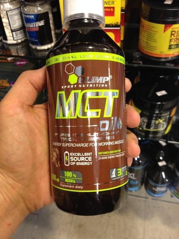 Olimp MCT-olja.